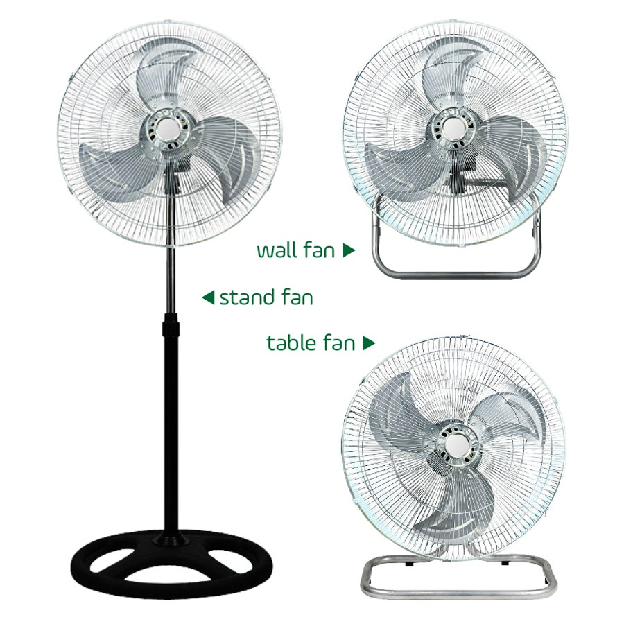 High quality oscillating pedestal electrical fan parts with low price