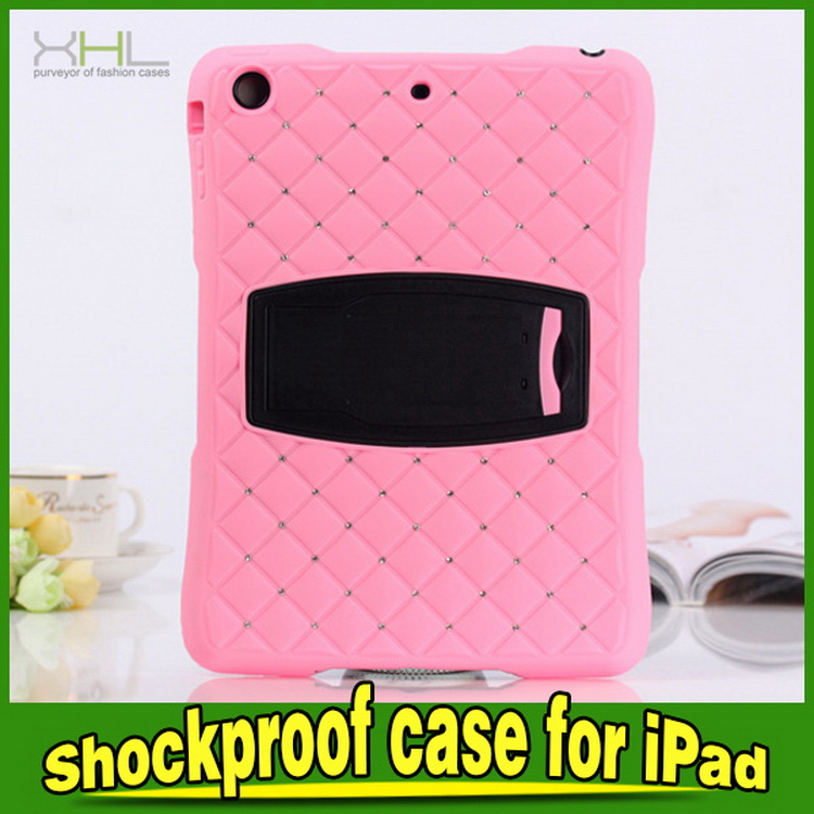 Popular manufacture hard pc design cover for ipad mini