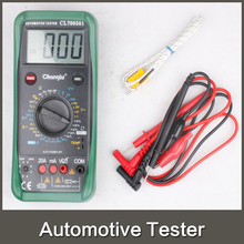 Professional LCD Mutimeter with multimeter pen line free shipping Batteries not included