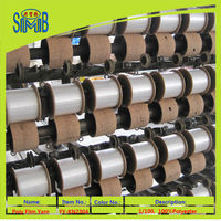 manufacturer directly hot selling M-type china poly film on bobbins