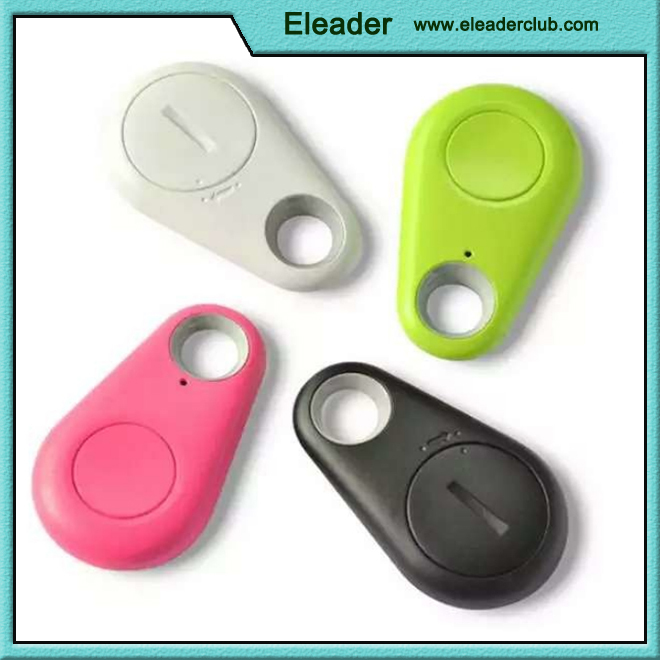 Smart Alarm Bluetooth Tracker Finder GPS Locator for Child Pet Phone Wallet