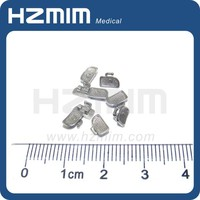 MIM Processed Dental Brackets Orthodontic Brackets