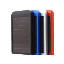 Mobile Backup Bateria Externa Solar Charger Power Bank 5600mah Portable Charger Powerbank Carregador De Bateria Portatil