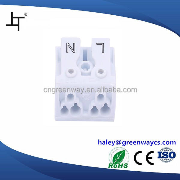Wholesale throws electrical wiring connector for led strip light cable connector