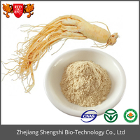 Supplier Supply fresh Ginseng dry Root Extract Powder