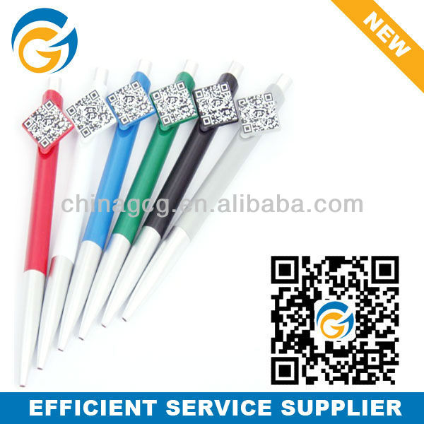 Quick Response Code Business Gift Ball Pen