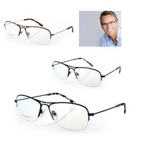 2015 hotsell women men picture of optic frame glass eyewear with spring hinge