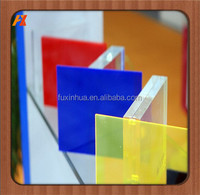 examples of colored plexiglass