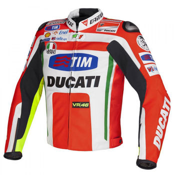 Professional ducati leather jacket