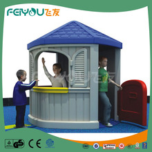 High quality and cheap indoor playhouse/kids plastic playhouse