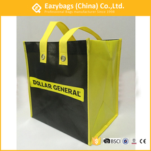 Custom design retail pp nonwoven shopping bags