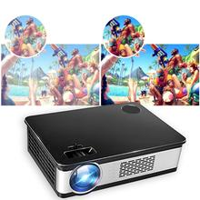 Small lcd projector High brightness TV multimedia smart lcd portable Home video projector