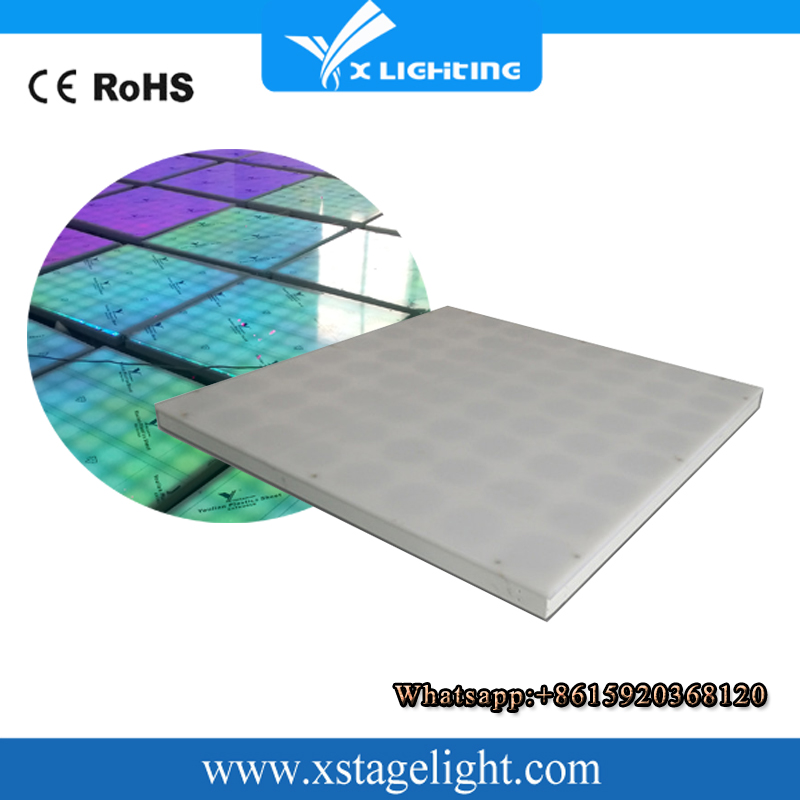 China manufacturer led party dance floor with cheapest price