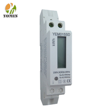 Factory Directly High Precision Compact Watt Power Meter/Kilowatt Meter
