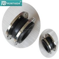 High quality pn16 din bellows Single Sphere Rubber Expansion Joint for pipeline