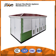 YB Series Electric Power Distribution Equipment Prefabricated Transformer Substation
