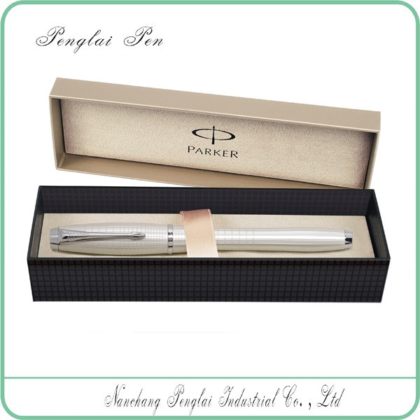 2017 luxury Metal urban gel parker cap-off hot style promotional metal parker rollerball pen
