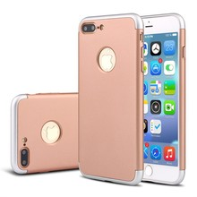Free sample phone case For iPhone 7 7plus Luxury Colorful Ultra Thin Hard PC Mobile Phone Case For Samsung