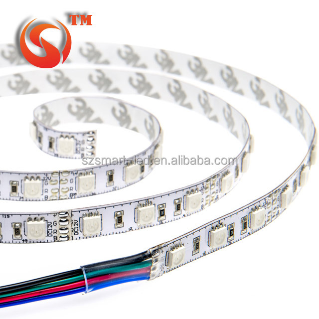 Commercial decorate 5m 12 24V 5050 <strong>RGB</strong> 300 Leds Flexible Strip light