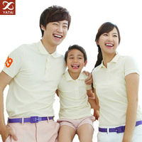 Happy day family polo t-shirt