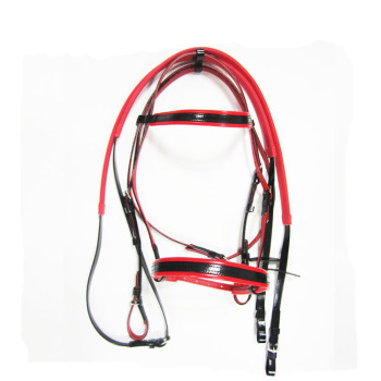 Horse Pacing Bridle and Rein Flat Racing PVC Plastic Products