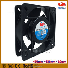ac 135*135*32mm ball bearing cooling fan 13532 motorcycle cooling fan for dell inspiron