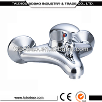 Luxury Brushed Nickel Finished Brass Pot Filler Faucet