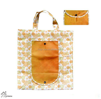 hot sale pictures printing gift fashion fancy non woven shopping bag design