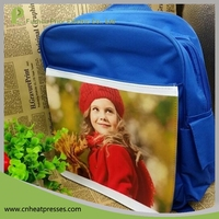 Prior Cover Kid Backpack Bag Sublimation School Bag For Children
