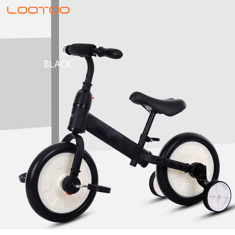 hot sale 4 wheel mini kids push runners push bike / children balance bike australia