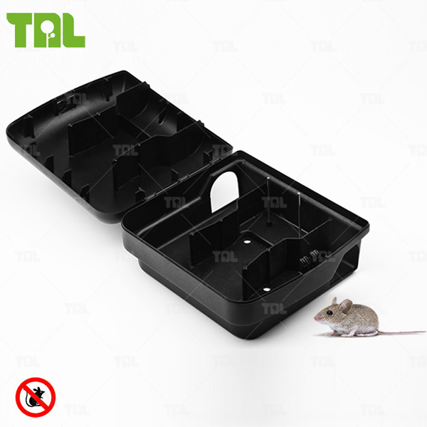 Plastic Innovate Mouse Trap Bait Station Huamne Mouse Trap (TLRBS0103)