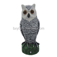 New style animal pest repeller garden owl