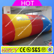 Crazy Inflatable water blobs/water jumping pillow