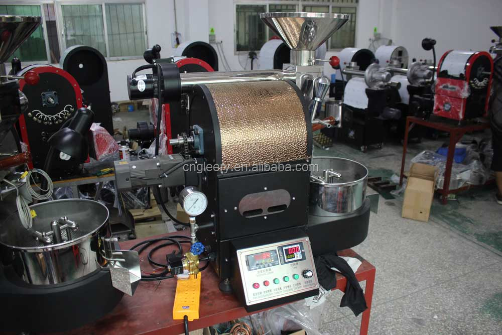 lpg gas stainless steel drum roaster for coffee,mini roasting machine for coffee