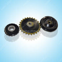 Well performanced chain tensioner roller with favourable price