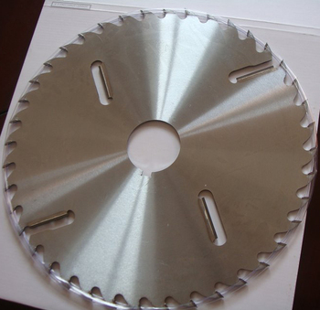 TCT Multi-Rip Saw Blade with 4 Rakers