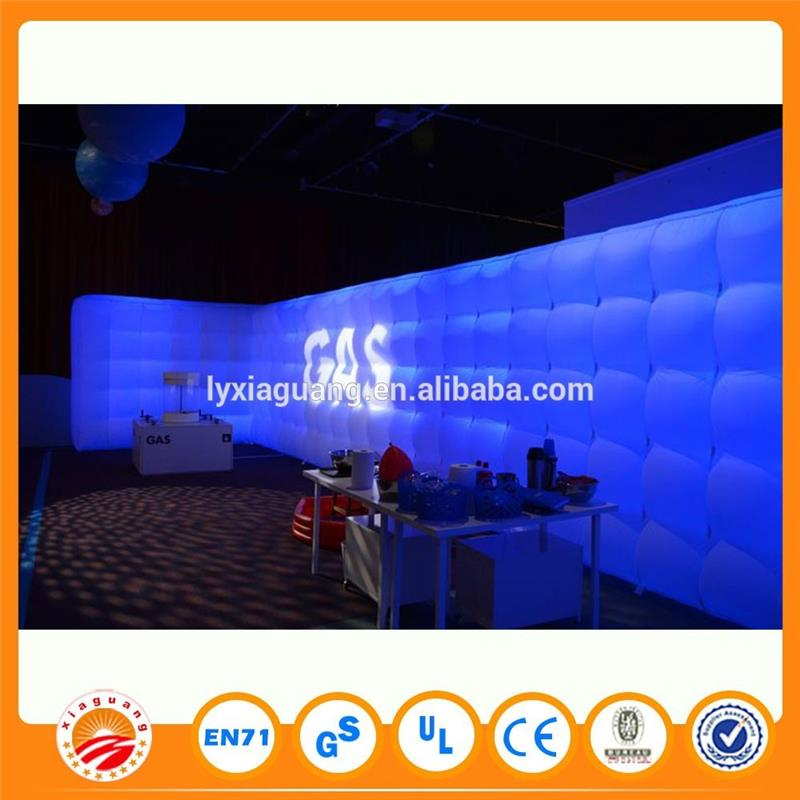Custom Trade Show Tent/Office Partition Wall/LED Promotion Tent Wall