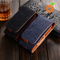 Protect E-cigarette leather cowboy stripes case for iqos