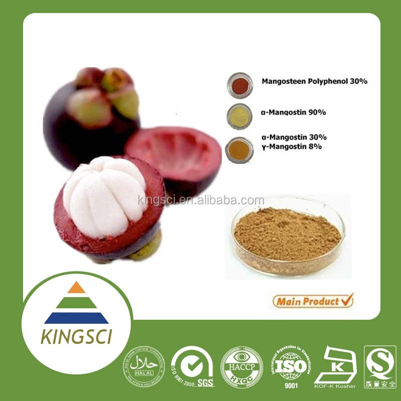 Manufacturer supply Mangosteen fruit Extract Mangosteen rind Extract Garcinia mangostana Extract