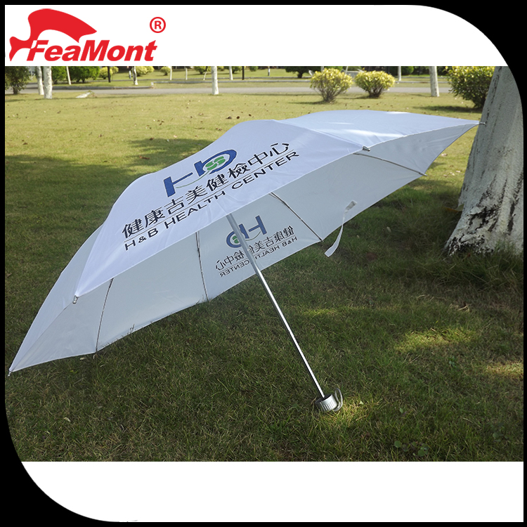 custom fold umbrella feamont/3 fold umbrella/2 fold umbrella