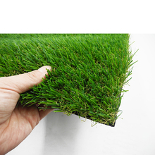 China Kindergarten Lawn Laying Material Green White Color Low Cost Artificial Turf Grass