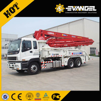 xcmg concrete pump truck used in japan
