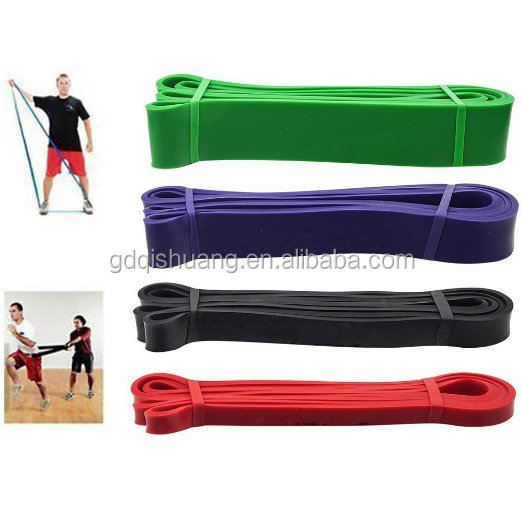 Wholesale Band Set Crossfit Heavy Duty Stretch Resistance Band - Mobility Band