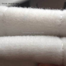 polyester soft brushed loop fabric roll