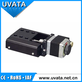 excellent payload capacities motorized Crossed roller bearing Servo motor Positioning linear slide(MOL40S15)