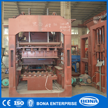 Second hand machinery small business pressure adobe brick making machine