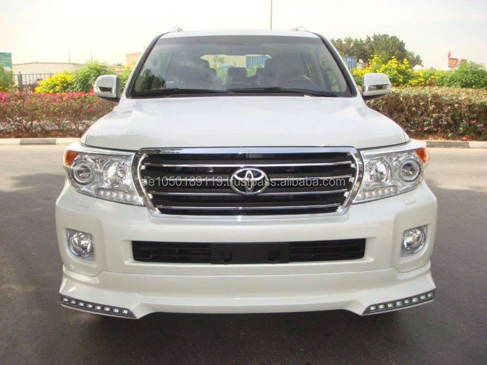 NEW CAR TOYOTA LAND CRUISER V8 4.5L TD AUTOMATIC DUAL SPARE