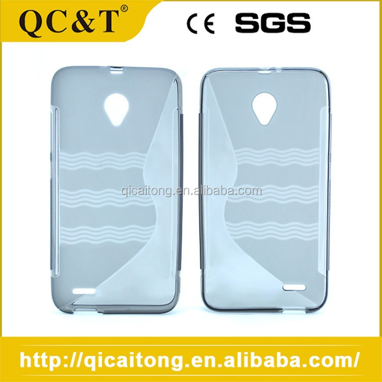 Slim Fit S Line Cheap Shell Mobile Phone Cases For Vodafone VF685
