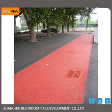 Price Competitive Color Permeable Asphalt Additive for Driveway