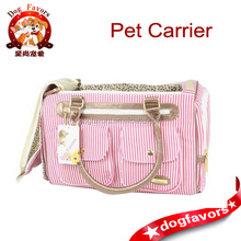 Wholesale Top Quality Pet Polyester canvas Travel Bag Dog Carrier Hot Selling